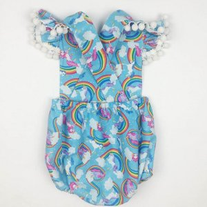 etsy.com Unicorn playsuit