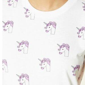 forever21 unicorn tee
