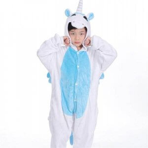 Magical Unicorn Onesie Pajamas for Kids
