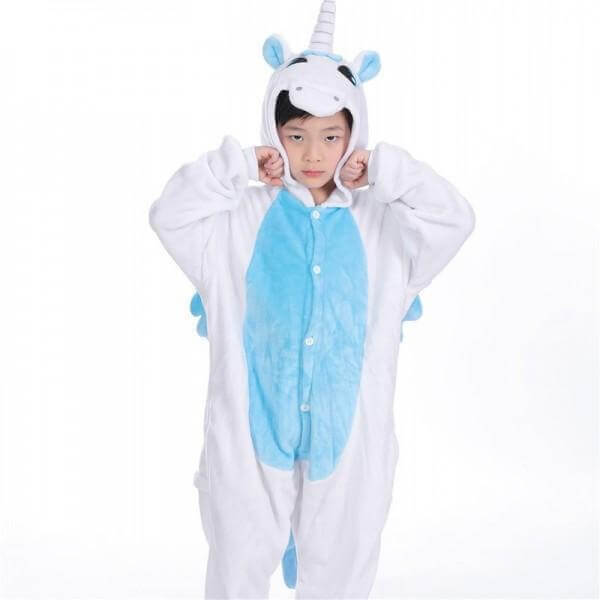 d1fa8c8f6bed Magical Unicorn Onesie for Kids - I ♥ unicorns