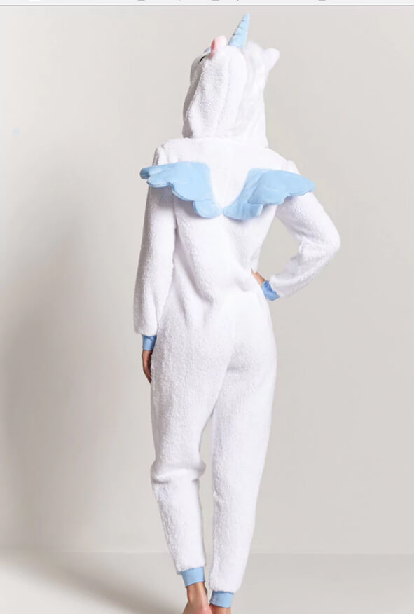 Onesie with wings