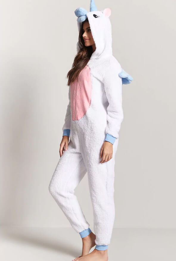 unicorn onesie forever 21