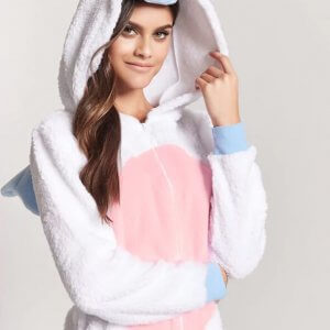White Unicorn Onesie