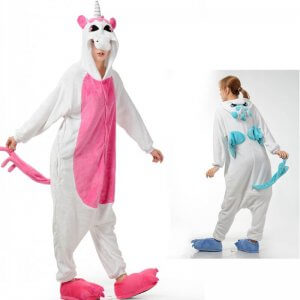 Onesie Halloween Wholesale Animal Stitch Star Unicorn onesie Adult Unisex Cosplay Costume Women Pajamas Sleepwear Adult Winter Image 4